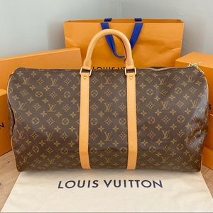 💎✨BRAND NEW✨💎 Louis Vuitton Keepall 55 Authentic